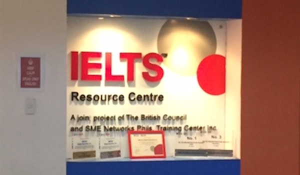 IELTSの最新試験情報の写真